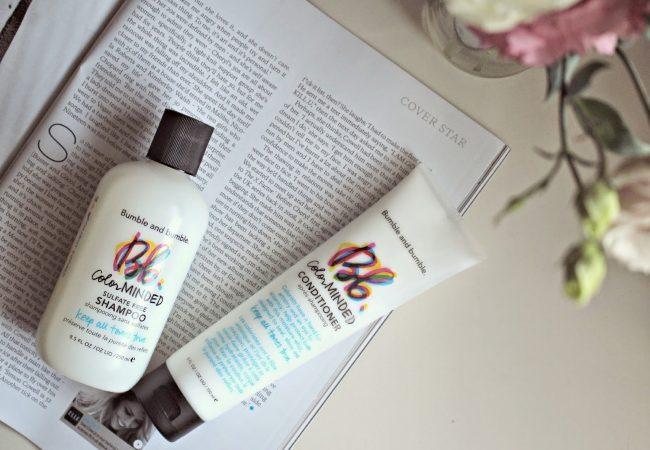 Color Minded Sulfate Free – Champú para el cabello teñido