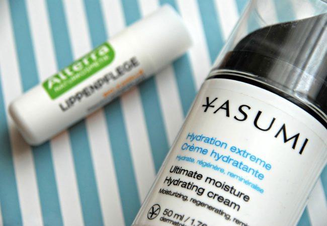 Regeneración con la crema hidratante Ultimate Moisture de YASUMI