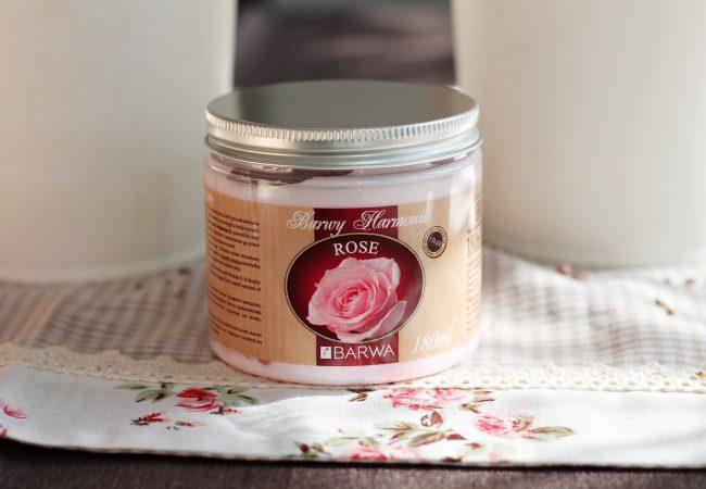 Barwy Harmonii – Manteca de rosa de BARWA