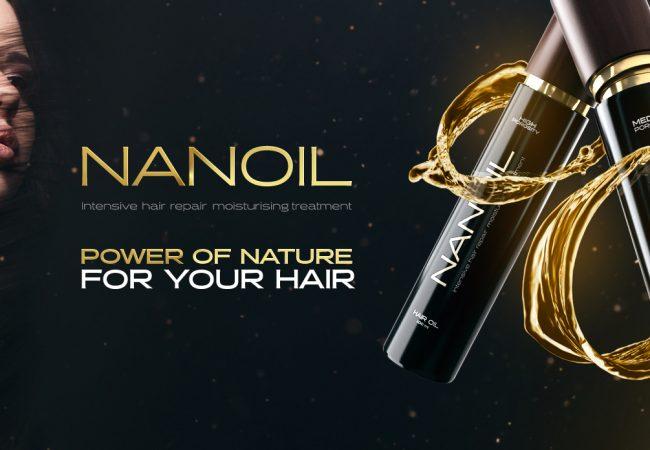 Nanoil – en la batalla por un cabello sano