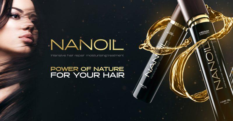 Cabello saludable con Nanoil