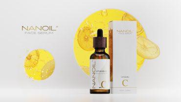 sérum facial de vitamina c Nanoil